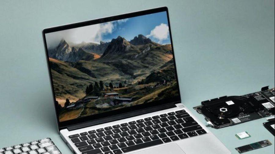 Laptop Framework 13 inch ước mơ về chiếc laptop module sắp thành hiện thực
