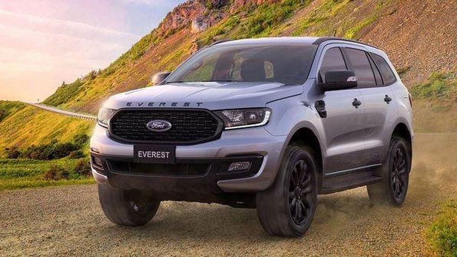 Ford Everest Sport ra mắt tại Việt Nam, có giá từ 1,112 tỉ đồng