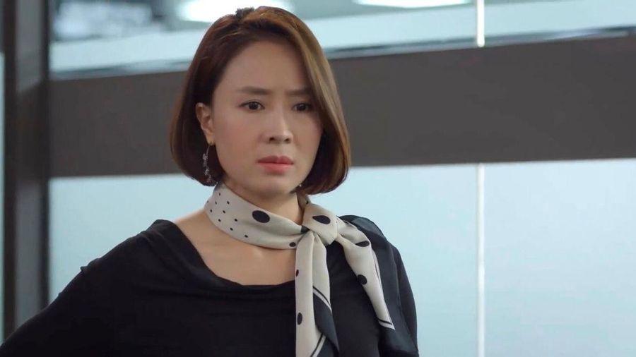 'Hướng dương ngược nắng' tập 35: Châu mang thai, Kiên vẫn tiếp tục âm mưu trả thù Bạch Cúc