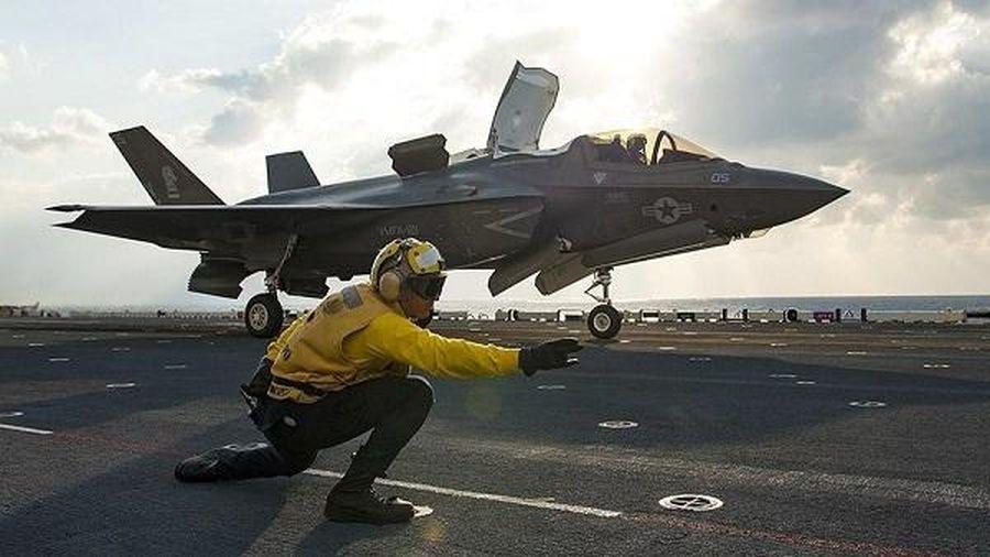 Không quân Mỹ 'ngầm' thừa nhận thất bại của siêu tiêm kích F-35