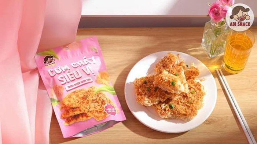 Bánh tráng Abi – Từ quà vặt online đến thương hiệu đồ ăn được yêu thích trong lòng giới trẻ
