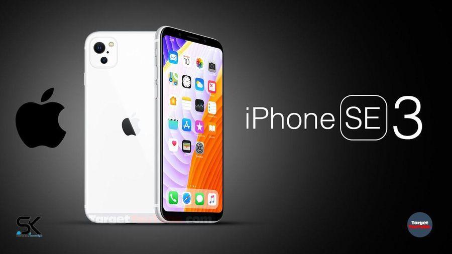 Apple iPhone SE 3 ra mắt vào 2022 với vi xử lý nâng cấp và hỗ trợ 5G