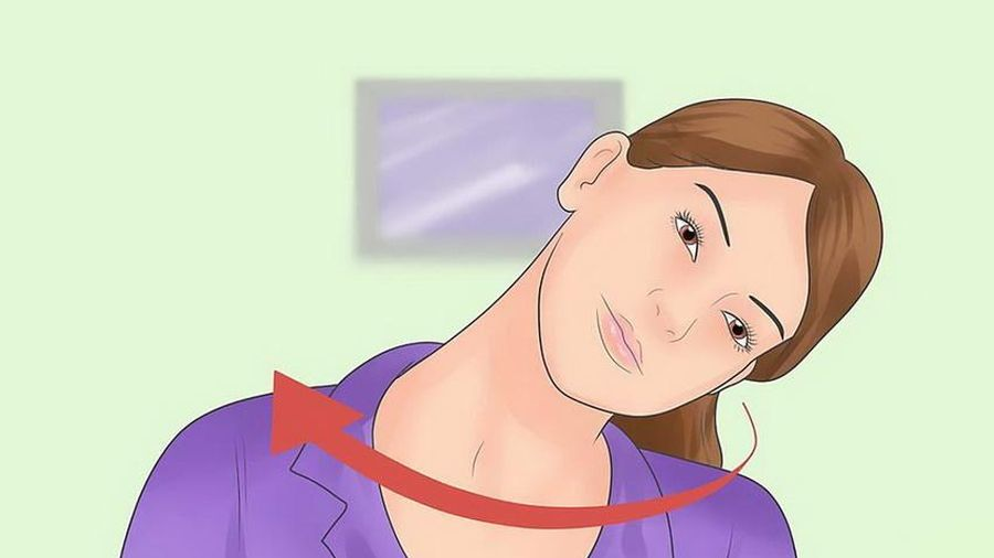 5 cách giải tỏa áp lực vùng cổ, vai, lưng cho cô nàng làm văn phòng