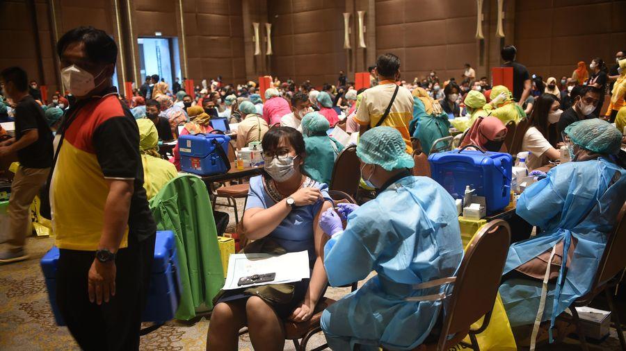 Dịch COVID-1: Indonesia quyết định tự sản xuất vắcxin giá rẻ