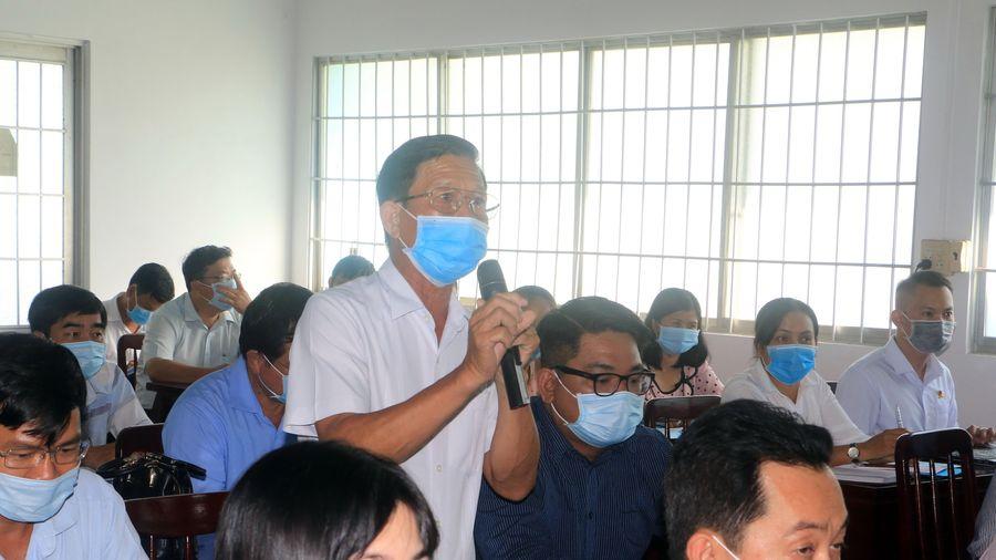 Bầu cử Quốc hội: Vĩnh Long triển khai công tác giới thiệu người ứng cử