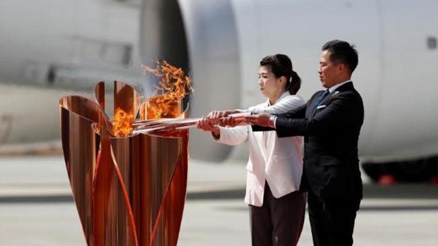 Rước đuốc Olympic Tokyo 2020: Viễn cảnh về hành trình tràn ngập tiếng... vỗ tay