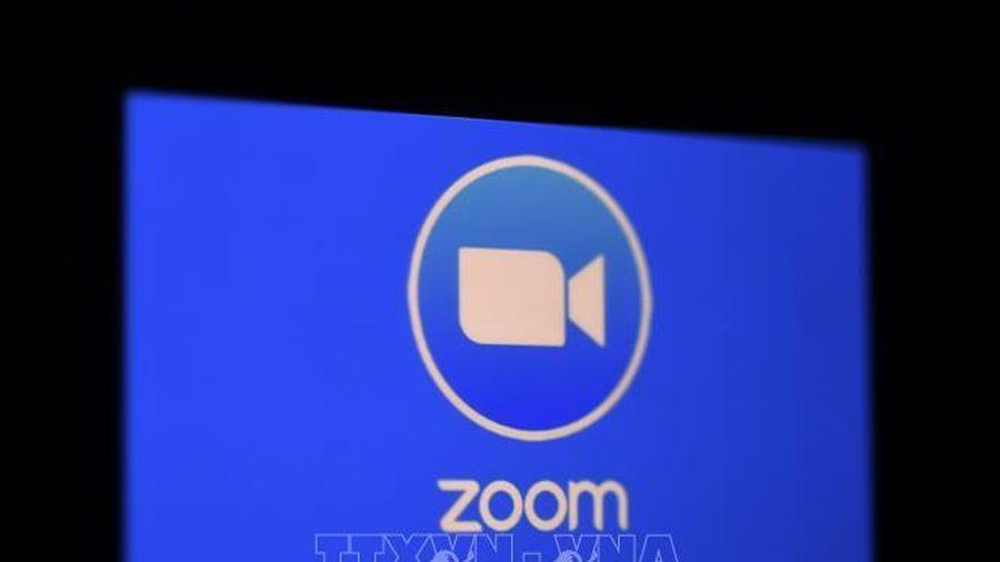 Ứng dụng Zoom tiếp tục 'thắng lớn' trong mùa dịch COVID-19