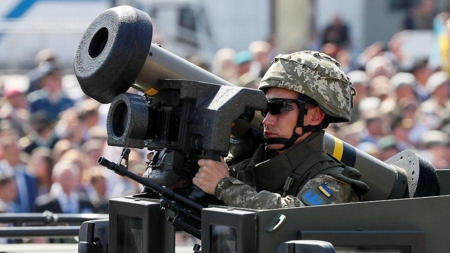Mỹ công bố gói viện trợ quân sự 125 triệu USD cho Ukraine