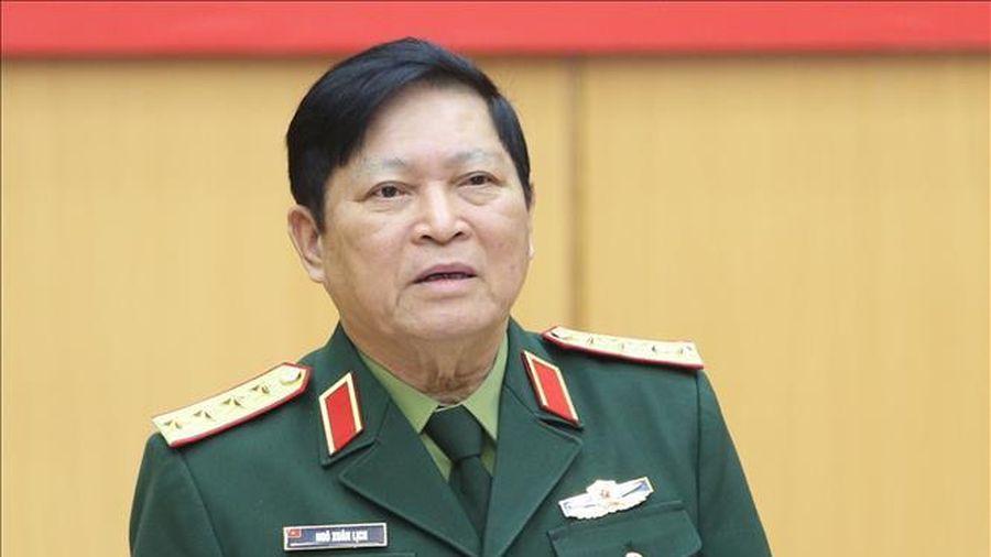 Bộ Quốc phòng tổ chức hội nghị giao ban tháng 2/2021