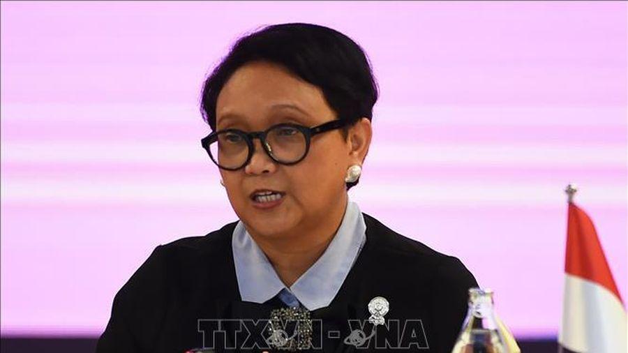 Indonesia hối thúc Myanmar 'mở cửa' với ASEAN để giải quyết khủng hoảng