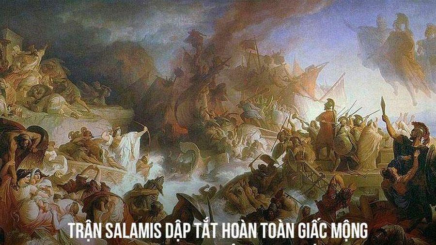 Trận thủy chiến lớn nhất thế giới cổ đại: 300 thuyền nhỏ thắng 800 tàu lớn