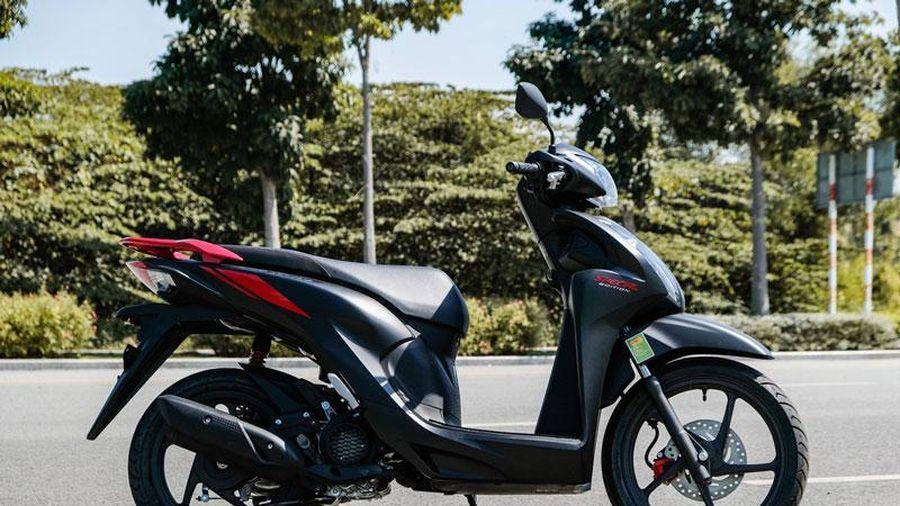 Đánh giá Honda Vision 2021 phiên bản đắt nhất tại Việt Nam