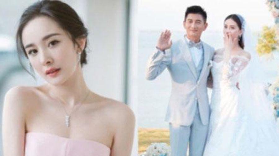 Vì sao đám cưới trong Cbiz đều không mời Dương Mịch?