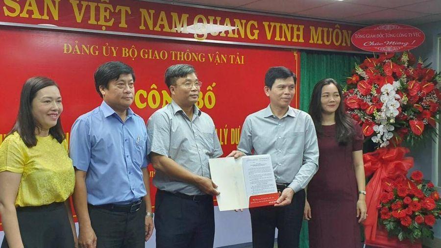 Thành lập Đảng bộ Ban quản lý dự án Mỹ Thuận