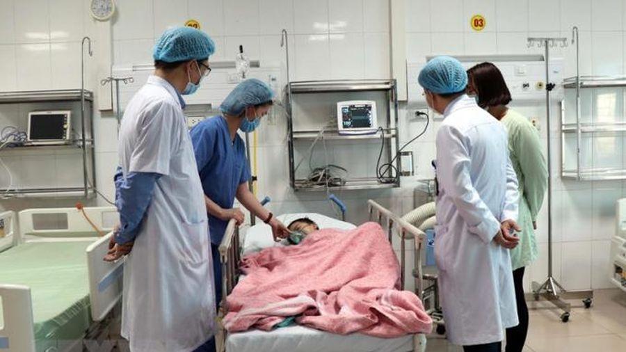 Bắc Ninh: Phát hiện hơn 10 viên nam châm trong ruột một cháu bé 5 tuổi