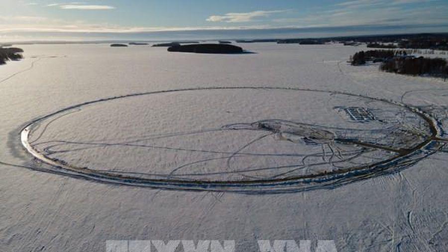 Phần Lan muốn tạo đĩa băng xoay nhân tạo lớn nhất thế giới