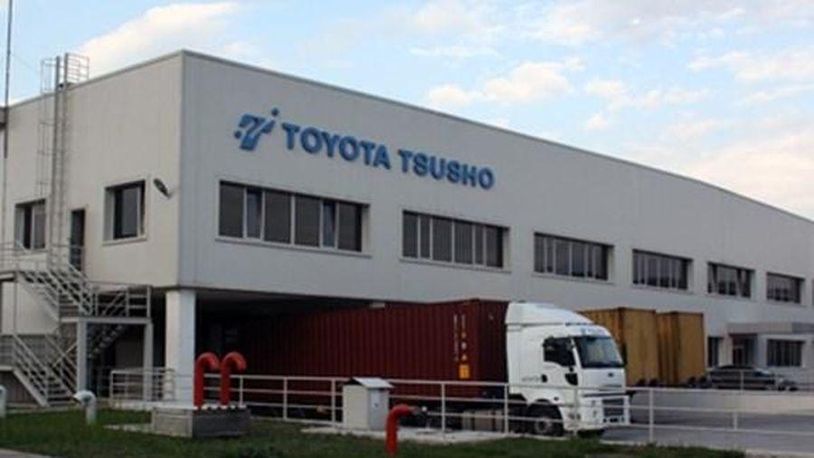 Toyota Tsusho tiếp cận lĩnh vực vận chuyển thông minh ở Thái Lan