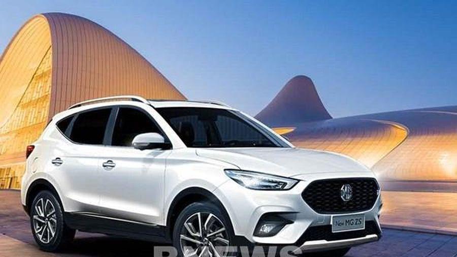 Thêm phiên bản MG ZS Smart Up STD+ ra thị trường với giá 519 triệu đồng