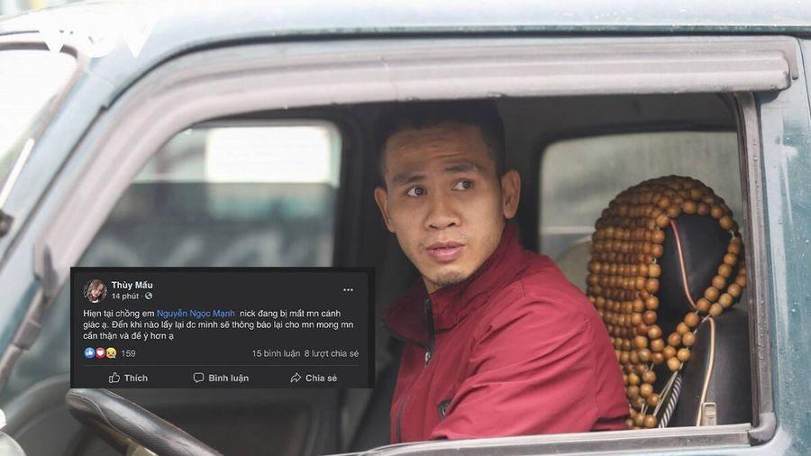 Người hùng cứu bé gái rơi từ tầng 12 chung cư Nguyễn Ngọc Mạnh bị hack Facebook