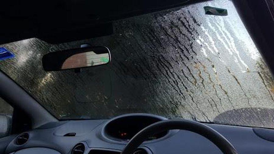 Mẹo khắc phục nhanh hiện tượng hơi nước làm mờ kính ôtô
