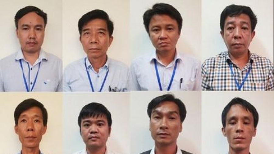 Danh tính 36 bị can bị đề nghị truy tố trong vụ cao tốc Đà Nẵng-Quảng Ngãi
