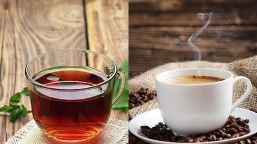 Cà phê và trà: đâu mới là 'chân ái'?