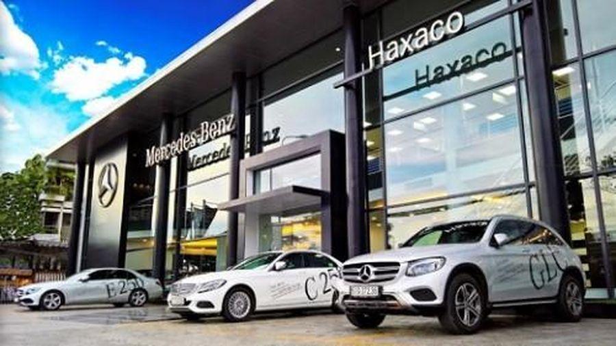 Nhà phân phối Mercedes-Benz tại Việt Nam Haxaco lãi 102 triệu đồng trên mỗi chiếc xe bán ra
