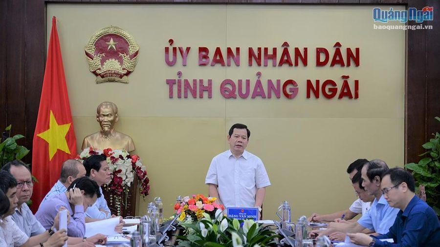 Ban Quản lý KKT Dung Quất và các KCN Quảng Ngãi cần phải đổi mới toàn diện, nâng cao hiệu quả hoạt động