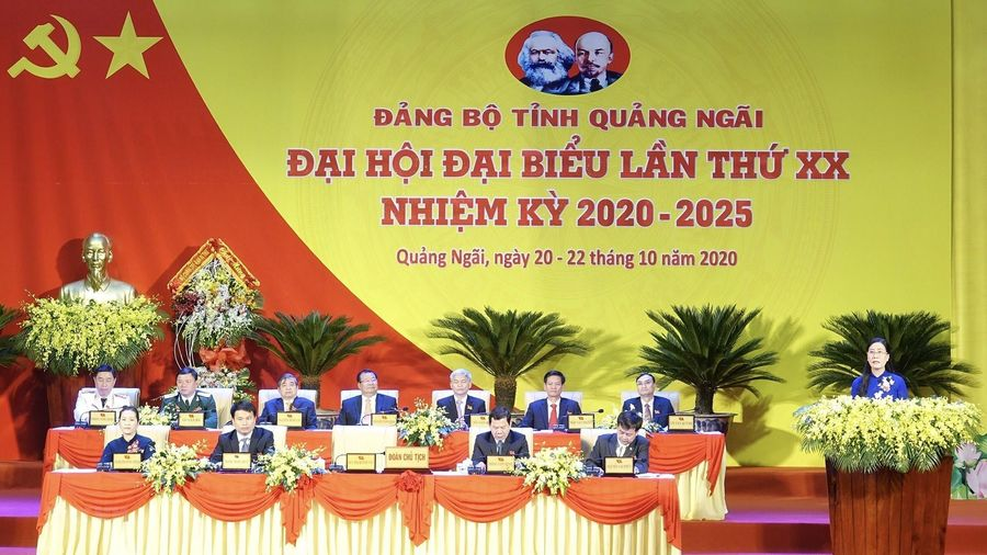 Tìm hiểu Nghị quyết Đại hội Đại biểu Đảng bộ tỉnh Quảng Ngãi lần thứ XX, nhiệm kỳ 2020 -2025