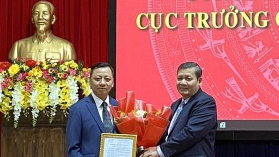 Ông Nguyễn Ngọc Tú trở thành Cục trưởng Cục Thuế Quảng Trị