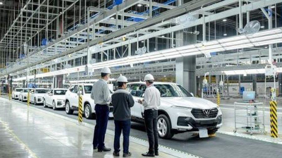 Bloomberg: VinFast mở nhà máy tại Mỹ để bán ô tô vào năm 2022