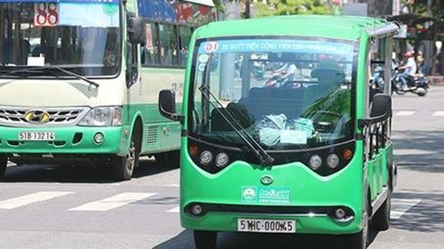 TP Hồ Chí Minh hướng đến xe buýt mini