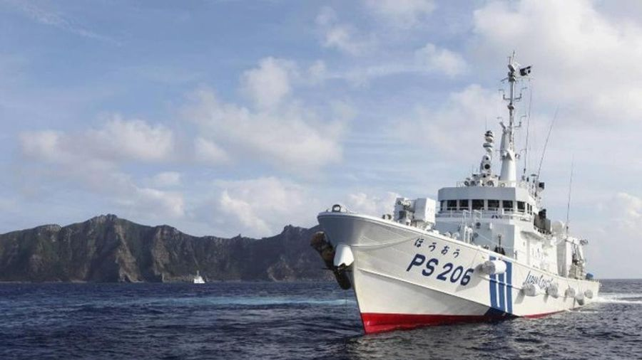 Nhật Bản lo ngại hành động gia tăng căng thẳng của Trung Quốc tại Biển Hoa Đông