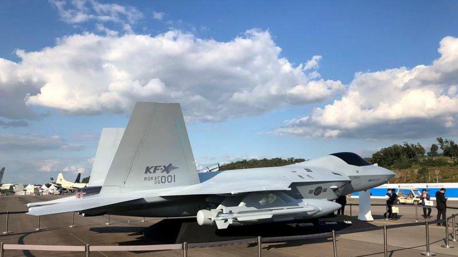 Hàn Quốc thử nghiệm máy bay chiến đấu đầu tiên sử dụng công nghệ nội địa