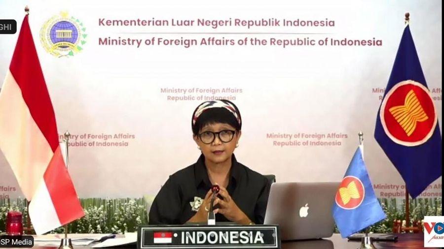 Indonesia kêu gọi Myanmar đối thoại và tôn trọng Hiến chương ASEAN