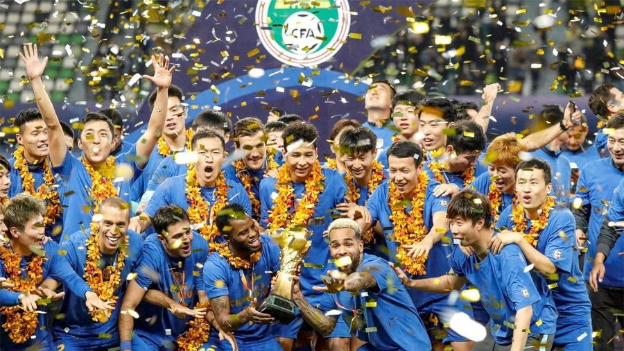 Đội bóng ĐKVĐ Trung Quốc giải thể, Viettel được lợi ở AFC Champions League