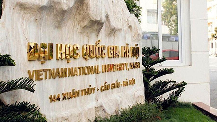 Đại học Quốc gia Hà Nội dự kiến tuyển hơn 11.000 chỉ tiêu bằng 4 hình thức