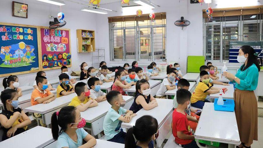 Rà soát, điều chỉnh quy hoạch mạng lưới trường, lớp tiểu học tại Hà Nội