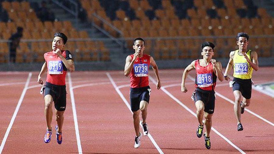Lùi thời điểm triệu tập đợt hai năm 2021 của đội tuyển điền kinh Việt Nam