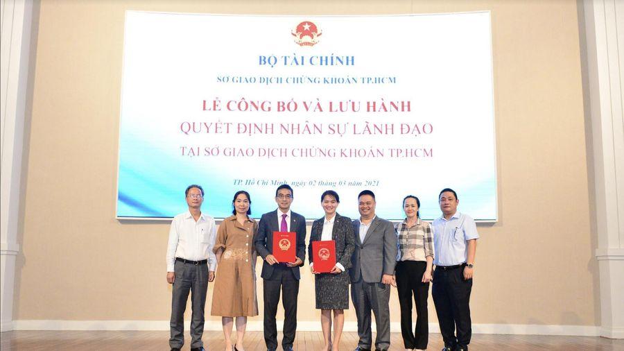 Bà Nguyễn Thị Việt Hà được giao phụ trách Hội đồng Quản trị HOSE