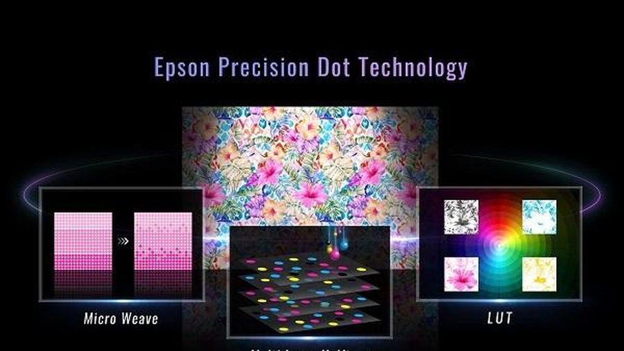 Bất ngờ trước những tính năng vượt trội của máy in khổ lớn Epson SureColor SC-F10030