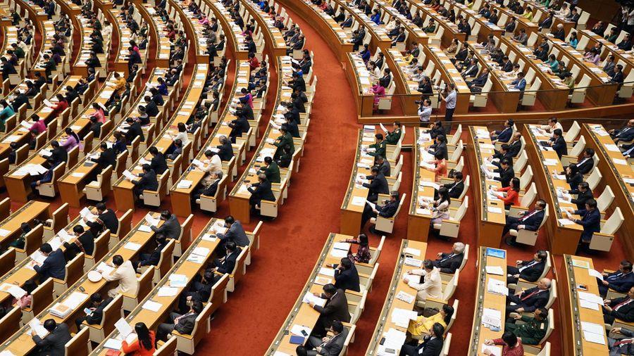 Dự kiến 20 người tự ứng cử vào Quốc hội khóa mới