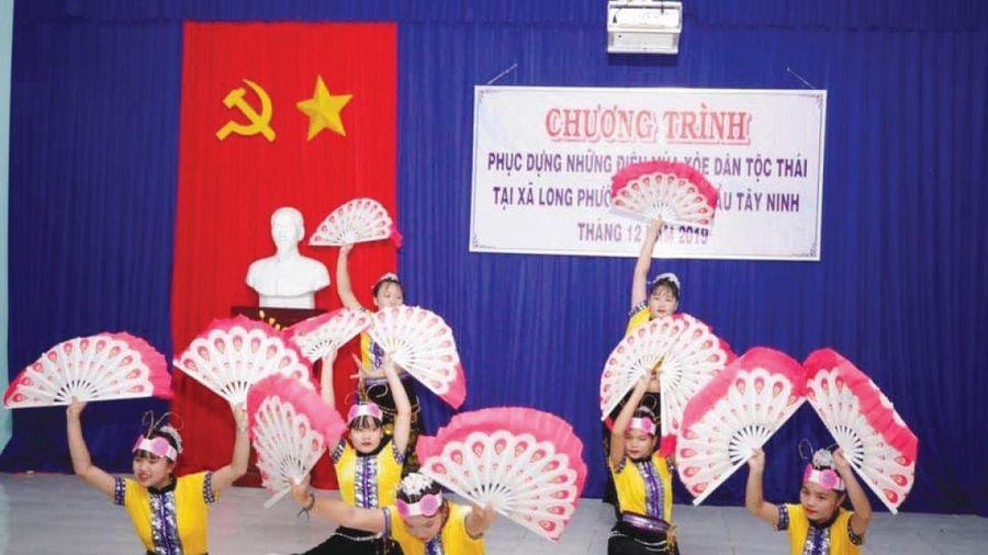 Xòe Thái trên đất Tây Ninh