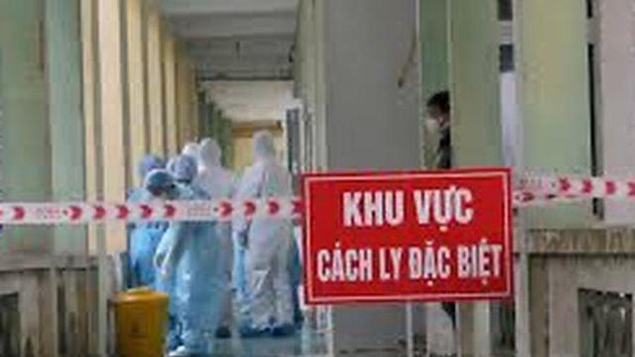 Sáng 3/3, Việt Nam có 3 ca mắc COVID-19 là người nhập cảnh, được cách ly ngay