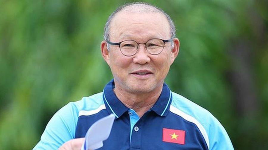 HLV Park Hang Seo: 'Tuyển Việt Nam sẵn sàng cho mọi tình huống'
