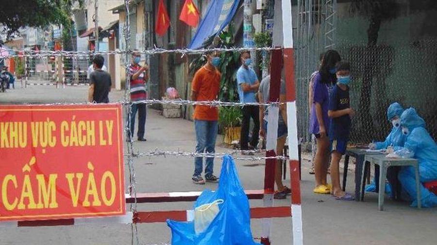 Bắc Ninh quản lý giám sát người từ Hải Dương đến sau khi hết giãn cách xã hội