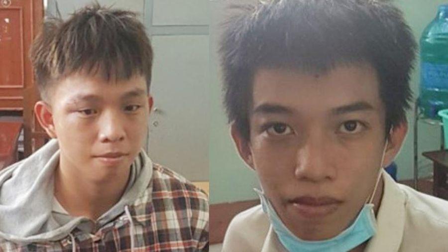 Vụ 2 anh em cướp ngân hàng ở Kiên Giang: Lời khai của nghi phạm