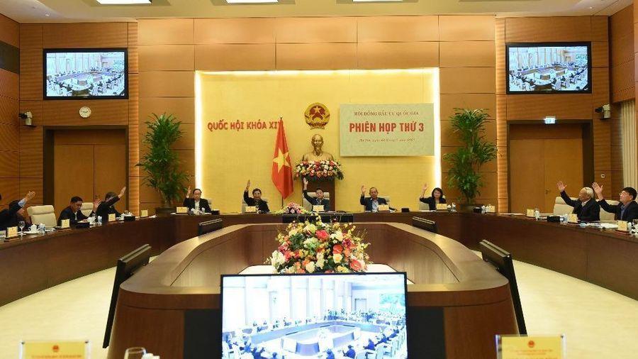 Cả nước sẽ thành lập 184 đơn vị bầu cử