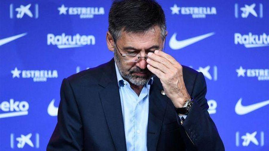 Giải mật vụ án Barcagate khiến cựu chủ tịch Barca dính vòng lao lý