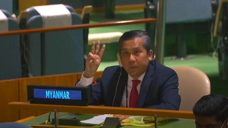 Cuộc chiến quanh chiếc ghế của Myanmar tại Liên Hợp quốc